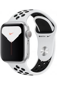Apple Watch Nike Series 5 40mm Aluminum Silver (MX3R2)