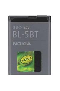 АКБ (аккумулятор, батарея) Nokia BL-5BT оригинальный 870mAh