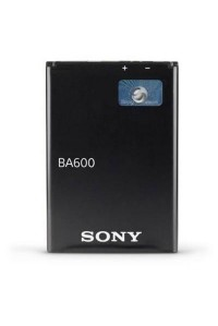 АКБ аккумулятор, батарея Sony BA600 1850mAh для Sony Xperia U ST25i