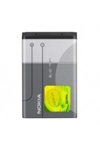 АКБ (аккумулятор, батарея) Nokia BL-5C 1600mAh LongLife
